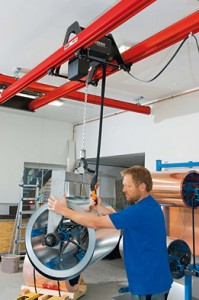 DC Pro Electric Chain Hoist