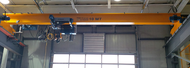 Rogers Overhead Crane